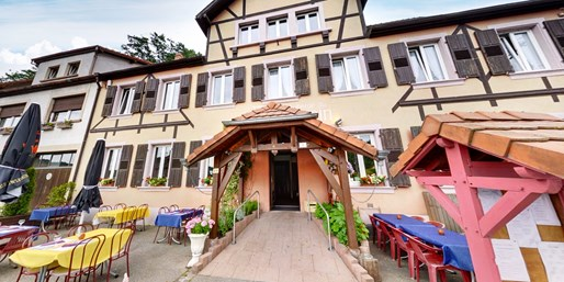 138€ -- 2 nuits avec dîner près des Vosges, au lieu de 200€