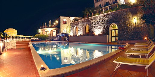 79 € -- Amalfiküste: Hotel mit traumhaftem Blick, -34%