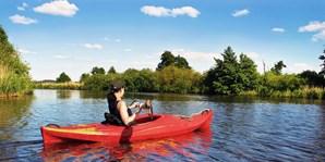 $16 -- Kayak Rental on Deer Lake, Reg. $32