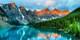 """¥3,968起 -- 世界最""""加""""之旅!雪山/观景火车/冰原/游船/城堡酒店 班夫+贾斯珀8日/阿拉斯加5日深度游"""