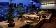 ¥9,980 -- 独占50%OFF 銀座三越 最上階テラス×京都高級旅館の味 伊勢海老・鮑・黒毛和牛含む11品ディナー