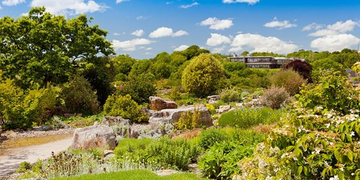 £12 -- Entry for 2 to National Botanic Garden of Wales