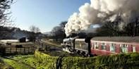£19 -- East Lancashire Railway & Transport Museum: 2 Tickets
