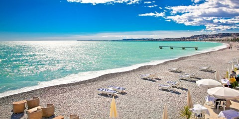 Dsd 49€ -- Niza: noche en hotel 4* en la Costa Azul francesa