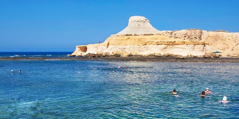 141€ (£121) -- 3-Nt Gozo Break w/Breakfast & Wine