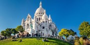 £85 & up -- Paris Hotel Stay nr Montmartre inc Breakfast