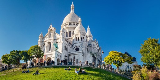 $132-$198 -- Paris: 4-Star Stay by Montmartre w/Breakfast