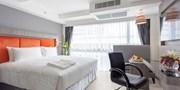 53 € -- Nagelneues Deluxe-Hotel in Bangkok mit Frühstück