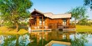 ¥1,388 -- 扬州隐居 2 天 1 晚温泉养生游!升套房+一日三餐+下午茶+Spa+私泡温泉