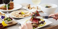 $25 -- Long Island City: Top-Rated Greek Dining, 50% Off