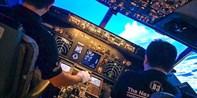 ¥6,400 -- 11/1〆 41%OFF 憧れのパイロット体験 ボーイング737で世界の空へテイクオフ