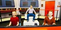 £7.50 -- New 'Star Trek' Exhibition in Blackpool, Save 40%