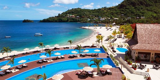 $841 -- St. Vincent & Grenadines: 5-Nt. All-Incl. Stay for 2