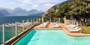 129 € -- Boutique-Hotel am Gardasee mit Traumblick, -40%