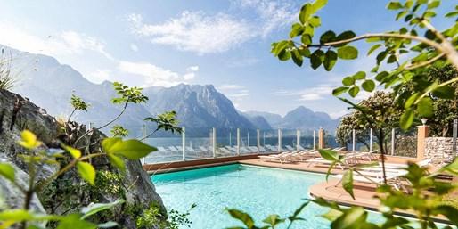 129 € -- Relax-Tage im Boutique-Hotel am Gardasee, -47%