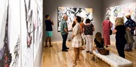 $75 -- Cuban Art Show w/Dinner, Drinks & Live Music, 50% Off