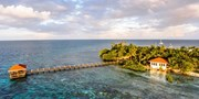 £192 -- Belize Private Island Escape inc Airport Transfers
