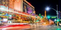 $35 -- Las Vegas Night Strip Bus Tour w/Champagne Toast