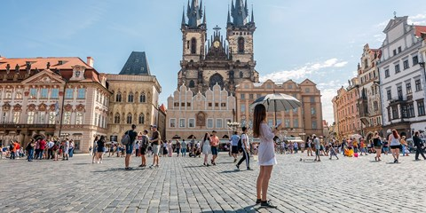 $3430pp -- Europe: 21-Night Tour of 15 Countries, Was $4840