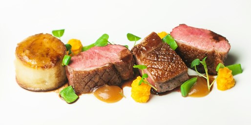 £49 -- Ribble Valley: 5-Course Tasting Menu for 2, 51% Off