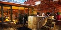 £79 -- 'Peaceful' Spa Treat w/Massage, Lunch & Bubbly