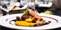 £29 -- 2-Course Lunch & Wine for 2 at Country Pub, Save 53%