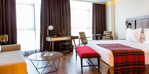 149€ -- Gran apertura: exclusivo hotel 4* en Madrid, -65%