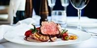 44 € -- Wunschmenü für zwei in neuem Steak-Restaurant, - 40%