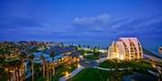 ¥1,299起 -- 巴厘岛丽思卡尔顿1晚百平套房 含双早+Wi-Fi+65万盾消费额度