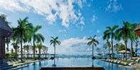 ¥1,299起 -- 会员专享!巴厘岛丽思卡尔顿1晚百平套房 含双早+Wi-Fi+65万盾消费额度