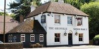 £35 -- Kent: Good Pub Guide-Recommended 3-Course Meal for 2