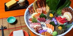 ¥288 -- 顶级日料放题!上海四季酒店新太郎餐厅单人豪华自助晚餐 双人更惠 / 6岁以下免费