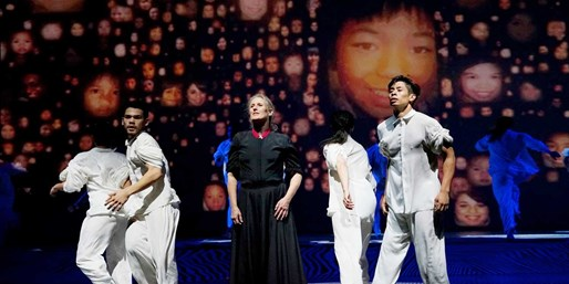 $43 -- East Meets West in Vancouver Dance Spectacle, 50% Off