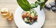 $49 -- Yaletown 3-Course Vegan Meal for 2 w/Drinks, Reg. $91