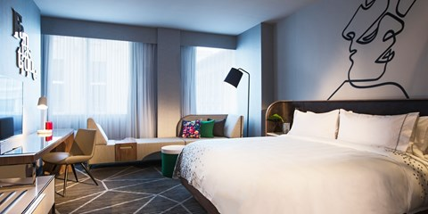 $165 -- Montreal's New Buzzed-About Hotel, Reg. $259