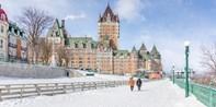 69€ -- Québec : hôtel 3* proche de la vieille ville, -30%