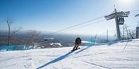 ¥1,888 -- 长白山3天2晚滑雪套餐 观岚酒店豪华房+家庭滑雪套票+晚餐+接送等