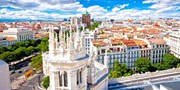 ¥170,500 -- スペイン直行4都市周遊10日間 アンダルシア専用車観光&毎朝食付