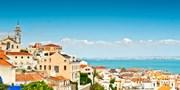 ¥154,000 -- 旅情あふれるポルトガル周遊8日間 好シーズン×世界遺産観光×朝食 モバイルWi-Fi無料