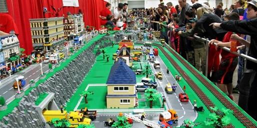 $8 -- Brick Fest Live: LEGO Fan Fest in Brooklyn, Reg. $12