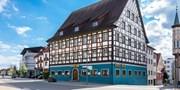 65 € -- 3 Tage im schicken Fachwerkhaus nahe Bodensee, -46%