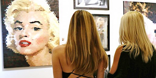 $10 -- Admission to Spectrum Indian Wells Art Show, Save 50%