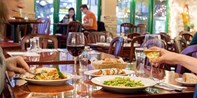 $35 -- Lunch or Dinner for 2 w/Drinks in Trendy East Village