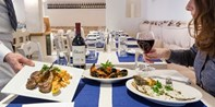 'Greek Seafood Done Right': Dinner for 2 w/Wine at Ethos