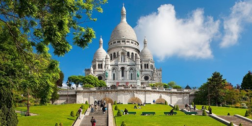 $114 -- Paris Hotel nr Montmartre inc Brekkie, up to 53% Off