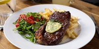 £28 -- Steak & Wine for 2 at 'Stunning' Liverpool Hotel