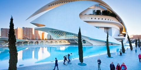 118€ -- Valencia: 2 noches junto a la Ciudad de las Artes