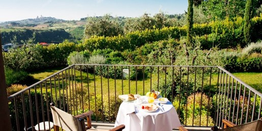 £91 -- Tuscany: Spa Hotel inc Breakfast & Wine, 37% Off