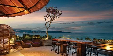 $1,705 -- 六折豪歎 峇里新開幕 Resort 雙人3 晚升級房住宿連 SPA