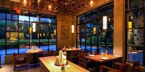 ¥438起 -- 上海法式园林代表!复兴公园内新开设计餐厅 Rose Garden 双人晚餐 品400日谷饲和牛 赠饮
